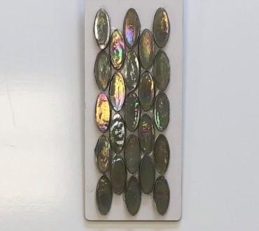 SB-47T Oval Multicolour Glass