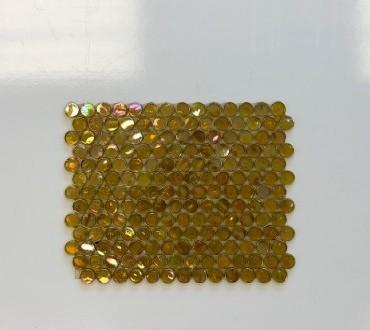 SD 91 B Penny Round Glass