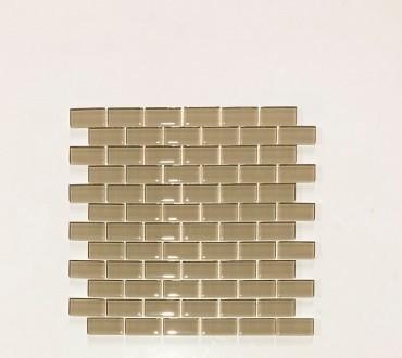 Mosaic (Inter) Beach Glossy 1x2