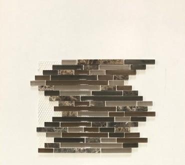 Mosaic (Keenocean Marble & Glass) Impala (Brown)