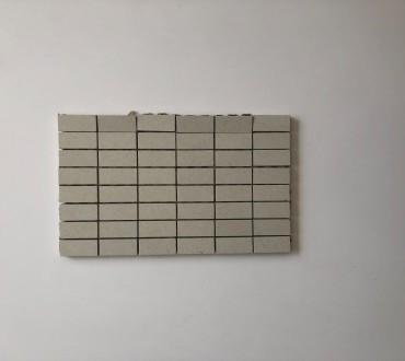 Mosaic Cedir  OIN 00L Muretto Bianco