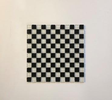 Mosaic Glass Majic Box Checker