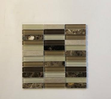 Mosaic Glass & Marble JGEL 8207