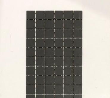 Mosaic Inter Black Matte