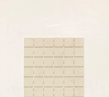 Mosaic Inter White Matte