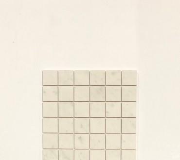 RMD Bianco Carrara Macro Mosaic Polished