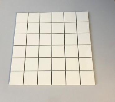 S.S. White Polished Mosaic