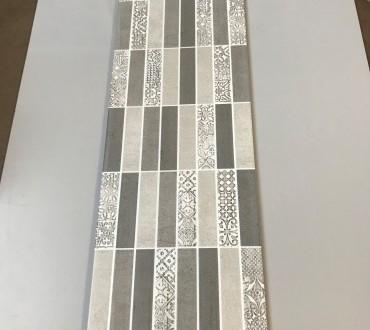 Smot White Grey Mosaico