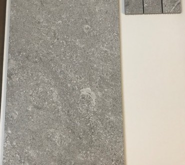 Trust Grey LP with Trust Grey Mosaic