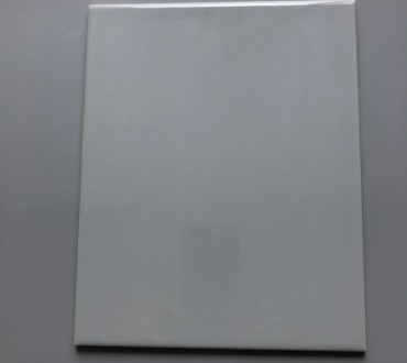 Uni Grey Glossy